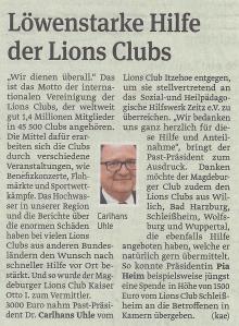 Magdeburger Volksstimme - 3.9.2013