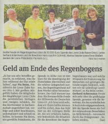 Magdeburger Volksstimme - 11.9.2013