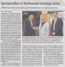 Magdeburger Volksstimme - 18.9.2013