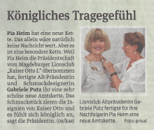 Magdeburger Volksstimme - 1.10.2013