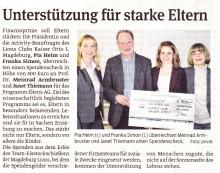 Magdeburger Volksstimme - 4.2.2014