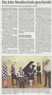 Magdeburger Volksstimme, 4.7.2020